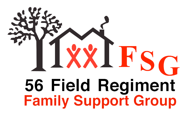 56 Field Artillery Regiment Family Support Group